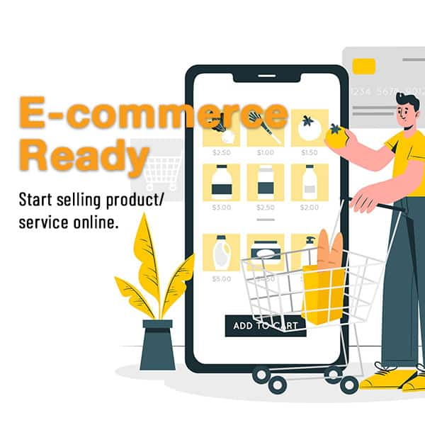 e-commerce-ready